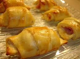 pate brisee au fromage roules au boursin et au jambon les délices d hélène