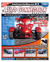 02-18-15 Auto Connection Magazine By Auto Connection Magazine - Issuu Grhead Field Of Dreams Antique Car Salvage Yard Youtube Used Dodge Viper For Sale In Pittsburgh Pa 5 Cars From 39500 21 Best In Ingridblogmode Craigslist For By Owner Janda Private Owners Area Manual Guide Example And Trucks Austin Tx Dc Md Va By 2018 2019 New Raptor 250 News 20 Classics Near Pennsylvania On Autotrader Daycabs For Sale In Motorcycles Newmotwallorg Texas Searchthewd5org