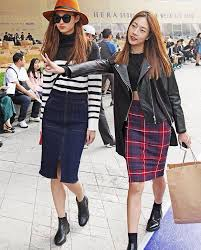 Image Result For Seoul Fashion Week Shows