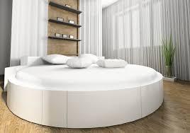 Chambre Avec Lit Rond Lit Rond Design Pour Lit Rond Lumineux Matelas Mmoire De Forme With Lit Rond