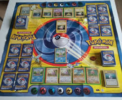 An Overview Of Your Play Area 6 Prize Cards On The Left Active Pokemon In Center 5 Benched Bottom Row Deck And Discard Pile