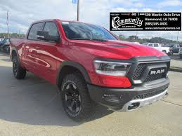 100 Used Trucks In Baton Rouge 2019 Ram 1500 REBEL CREW CAB 4X4 57 BOX For Sale In Hammond LA And