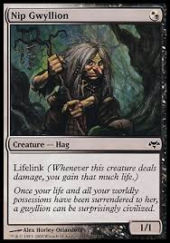 Mtg Lifelink Deathtouch Deck by Awesome 1 Mana Creatures Part 5 Black Crooked Glasses