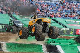 100 Monster Trucks Nashville Diesel Brothers Jam Debut DuramaxPowered BroDozer