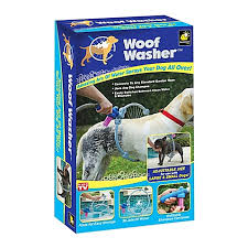 woof washer dog washer in white bed bath beyond