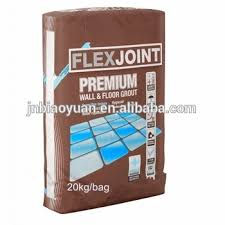cuality colorful cement powder tile joint mixture waterproof
