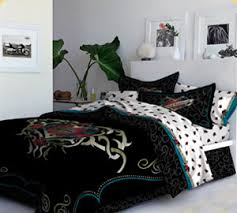 Harley Davidson Heart Tattoo Bedding Accessories