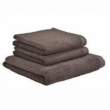 chris bergen hochwertiges duschtuch und handtuch 3 er set