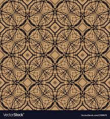 100 Art Deco Shape Pattern With Decorative Shapes In Art Deco Style Vector Image