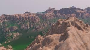100 Rocky Landscape 3D Detailed Rocky Landscape CGTrader