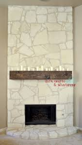 Painting Rock Fireplace Ideas Best Painting 2018