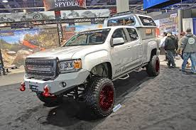 100 Are Truck Cap SEMA 2015 ARE Reinvents Strength Durability In S