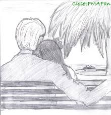 Park Bench by ClosetFMAFan on DeviantArt