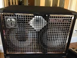Fender 2x10 Guitar Cabinet by Sold Pre Fender Swr Goliath Iii 2x10