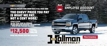 Dave Hallman Chevrolet In Erie, PA | Serving Meadville, Girard ...