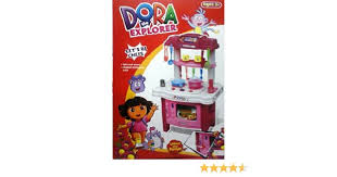 Dora The Explorer Kitchen Set India by Buy Big Size Dora Kitchen Set With Lights And Music Toy Great