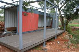100 Shipping Container Guest House Nomad Living A That Expands Out To