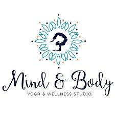Yoga Pose Logo Design