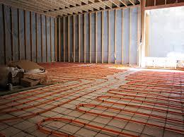 radiant floor heat tile tile flooring design