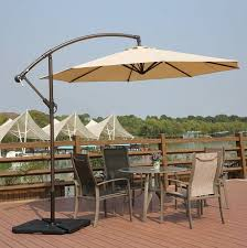 Offset Rectangular Patio Umbrellas by 38 Impressive Oversized Patio Umbrella Images Ideas Oversized Blue