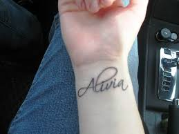 Here Are Some Of The Cute Wrist Tattoos I Saw On Google