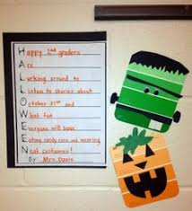 Poems About Halloween For Kindergarten by Acrostic Halloween Poem Examples Halloween Acrostic Poems