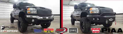 GMC Sierra 2500 HD Accessories | PSG Automotive Outfitters