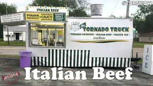 100 The Truck Stop Decatur Il Italian Beef From The Tornado Local Food Review Linois