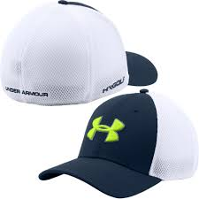Under Armour 2017 Golf Mesh Stretch-Fit 2.0 Hat Structured Mens ... Bucket Under Armour Hats Dicks Sporting Goods Shadow Run Cap Belk 2014 Mens Funky Cold Black Technology Amazoncom Skullcap White Sports Outdoors World Flag Low Crown Hat Ua 40 Us Womens Links Golf Adjustable Camo 282790 Caps At Twist Tech Closer Ca