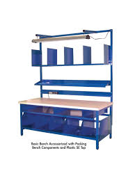Dex Bed Rail by Packing Bench Components Warehouse Equipment U0026 Supply Co
