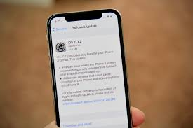 Apple releases iOS 11 1 2 to fix iPhone X screen issues in cold