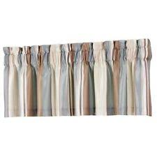 Allen Roth Striped Curtains Drapes & Valances