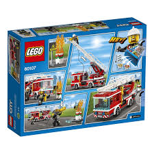 Lego City - 60107 - Fire Ladder Truck