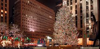 Christmas Tree Rockefeller Center 2018 by Weihnachtlich Der Weihnachtsbaum Am Rockefeller Center