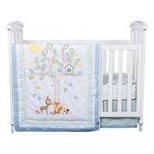 Forest Tales 6 Piece Crib Bedding Set Trend Lab