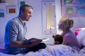 The End of the bedtime story 1 in 3 parents never read to