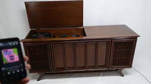 Magnavox Record Player Cabinet Astro Sonic by Magnavox Record Player Cabinet Value Bar Cabinet