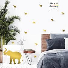 aufkleber set elefant orientalisches stickerset