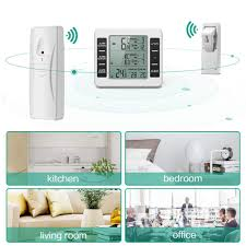 a yue668 indoor outdoor digital thermometer temperatur