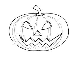 Scary Halloween Pumpkin Coloring Pages by Jack O Lantern Coloring Page U2013 Festival Collections