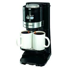 Cuisinart Coffee Maker Grind And Brew 8 Beach Single Serve Black