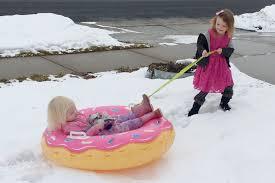 Fun Winter Activities Treats For Kids