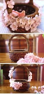 Best 25 Basket Decoration Ideas On Pinterest