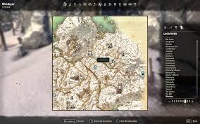 elder scrolls online eso woodworker survey wrothgar iii youtube