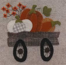 Pumpkins n Bittersweet Pattern DIGITAL DOWNLOAD