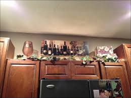 Kitchen Soffit Decorating Ideas by 100 Decorating Ideas For Above Kitchen Cabinets Best 25