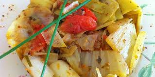 fenouil cuisiner poireaux fenouil aux épices facile et pas cher recette sur