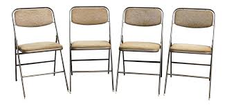 Meco Samsonite Folding Chairs by Vintage Samsonite Folding Chairs
