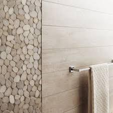 élégant carrelage mural salle de bain pour galet salle de bain 82