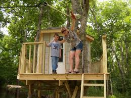 Treehouses For Kids For A Surprise Gift - HomeStyleDiary.com Diy Zip Line Brake System Youtube Making A Backyard Zip Line Backyard Ideas Ideas Outdoor Purple Fur Wallpaper Rent Ding Zipline Kids Fun Treehouses For Surprise Gift Hestylediarycom For Gopacom Dsc3712jpg Setup The Most Family Friendly Ever Emily Henderson Hammocks Design And Of House Tree Deck Cool Take On Tree House Could Also Attach To